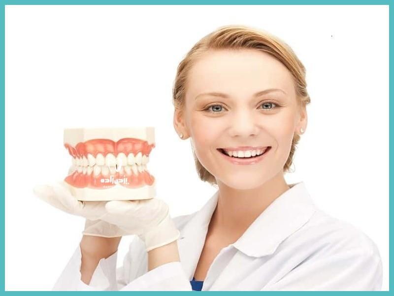 مرتب و ردیف کردن دندان بر طراحی لبخند میافزاید